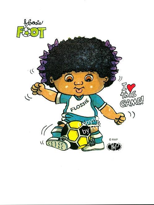 Floosie Foot B