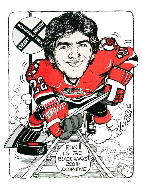 CB Hockey Prgm Grant Mulvey