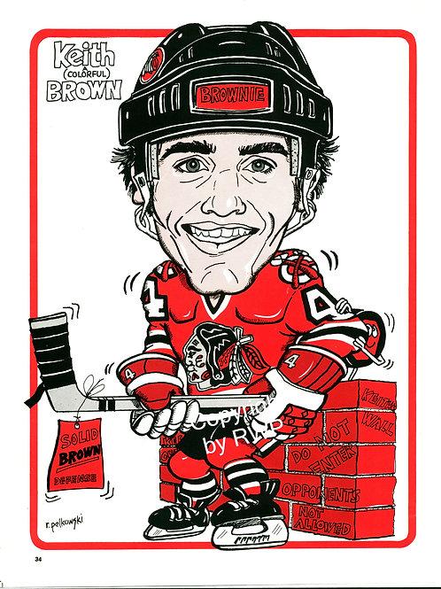 CB Hockey Prgm Keith Brown