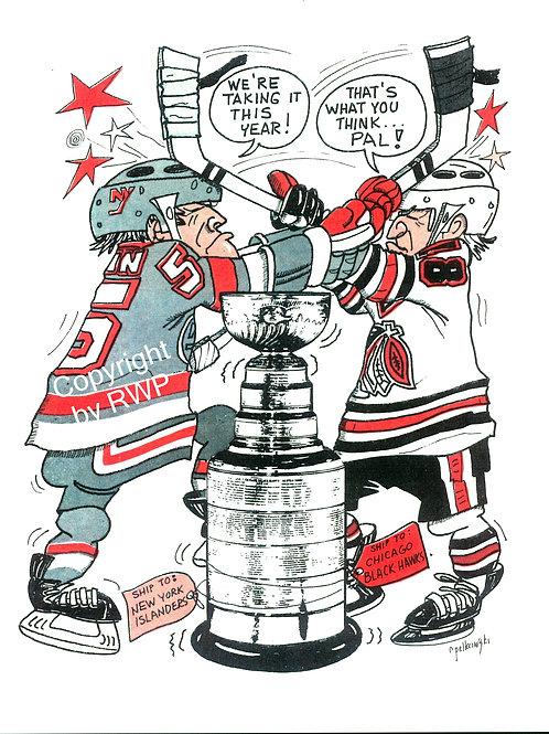 CB Hockey Prgm Cup CB vs NYI