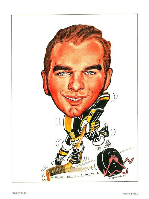 Sporticatures Ken Hodge