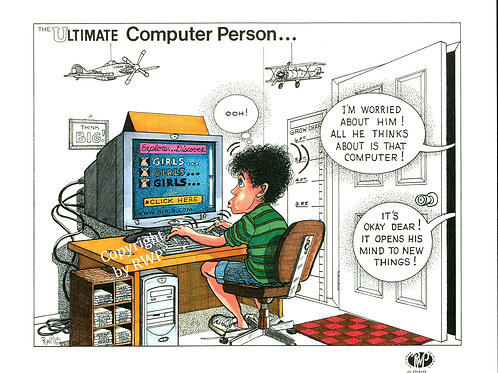 The Ultimate Computer Person