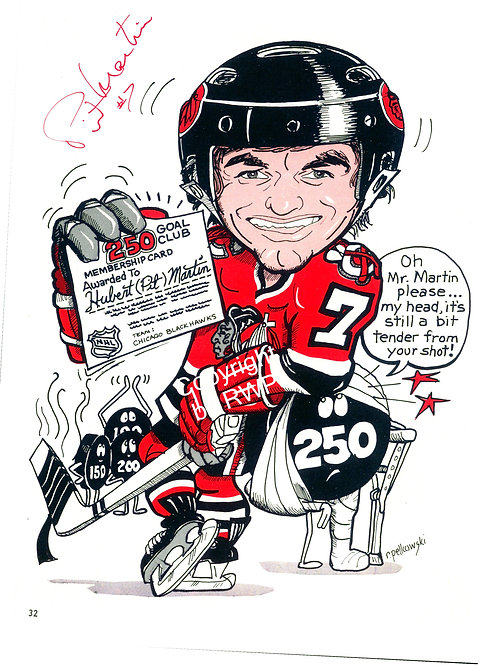 CB Hockey Prgm Pit Martin