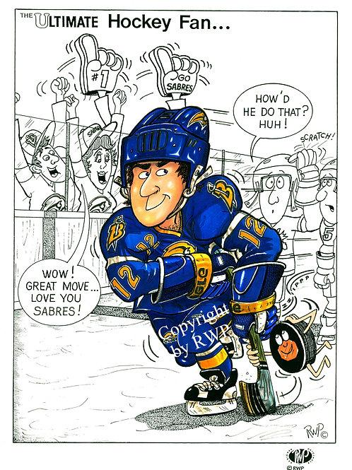 The Ultimate Hockey Fan B2