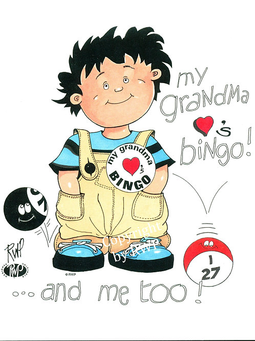 Bingo Grandson
