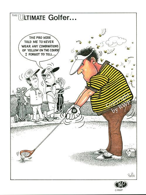 The Ultimate Golfer B