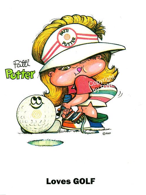 Patti Putter