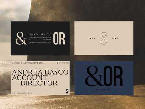 Client: &Or Collective