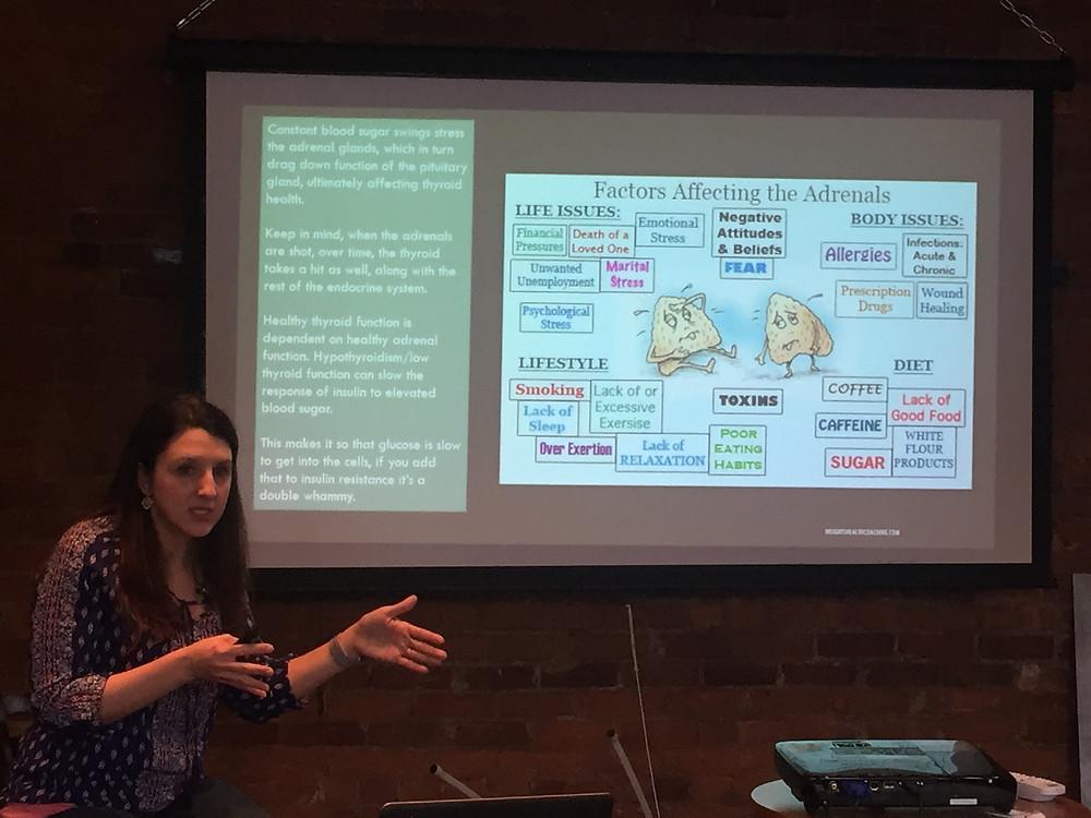 Insights Health Coach Jenn Lutz