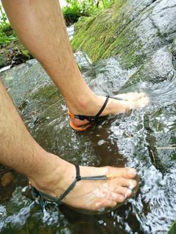 Stream_Feet