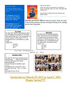 Rising Stars News March 2021 Volume 1, N