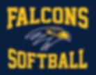 bow falcons softball logo.png