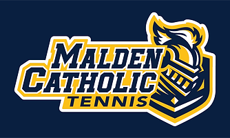 malden catholic tennis logo.png