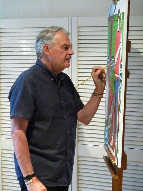 Sinclair Webster Artist