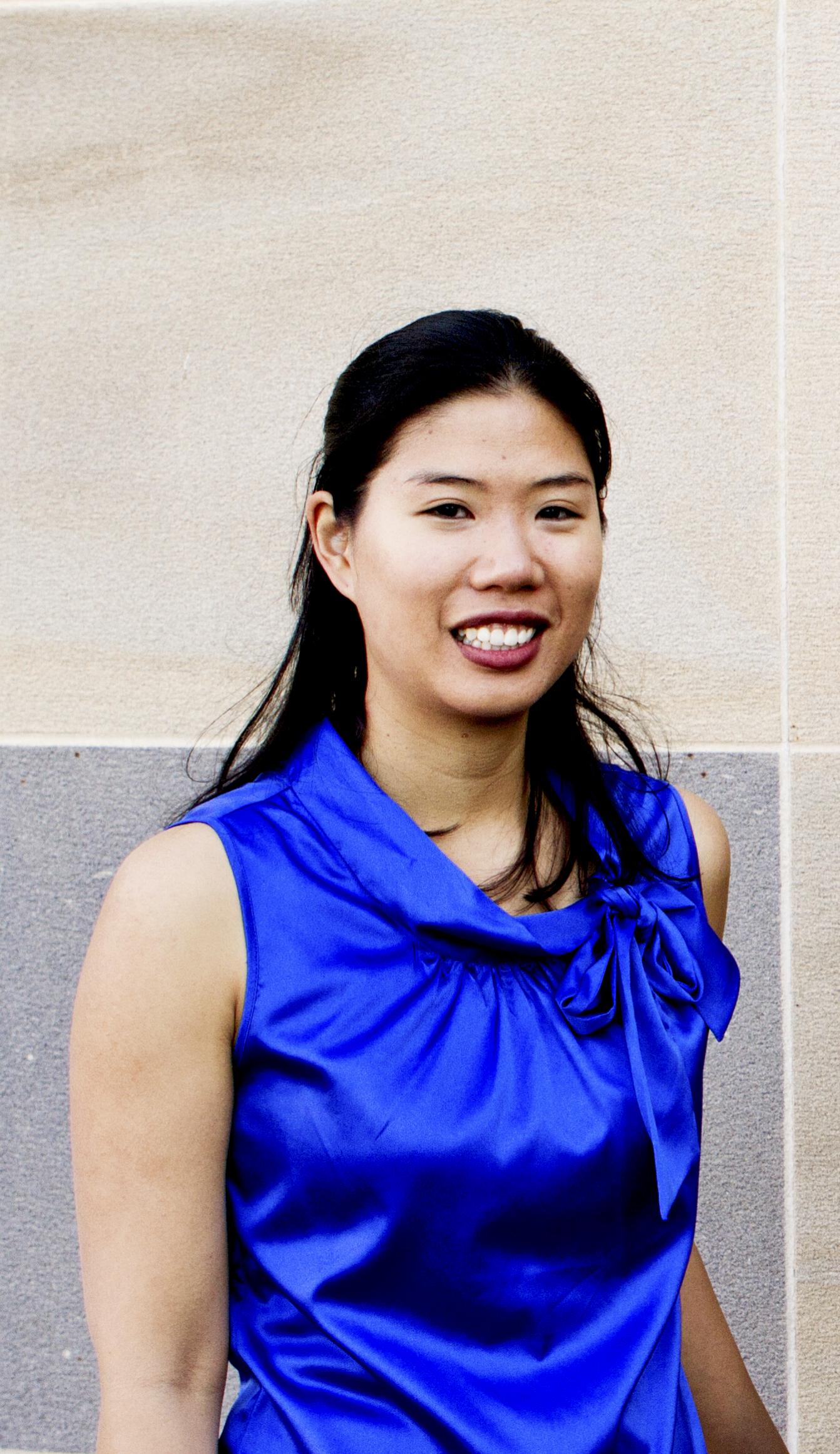 Lee Akinsanya (nee Cheong)