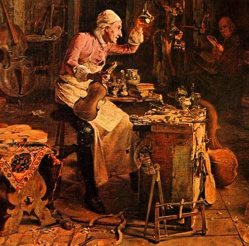 Stradivarius, Master luthier