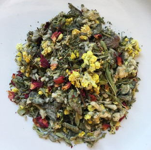 eoswellbeing Greek herbal organic tea folke blend