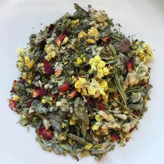eoswellbeing Greek herbal organic tea folke blend