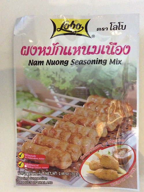 Nam Nuong Seasoning Mix 70g
