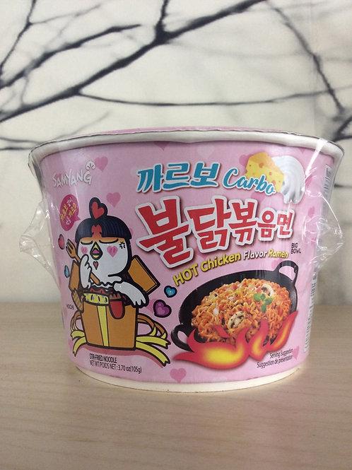 Samyang Hot Chicken Flavour Ramen BIG BOWL 105 gram