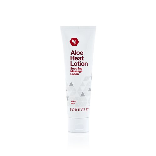 Aloe Heat Lotion 118ml
