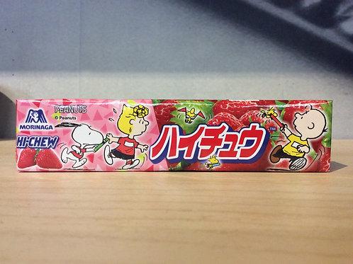 Haichu Soft Candy Strawberry 58g