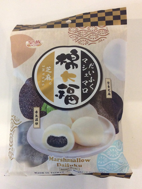 Sesame Mochi 120g