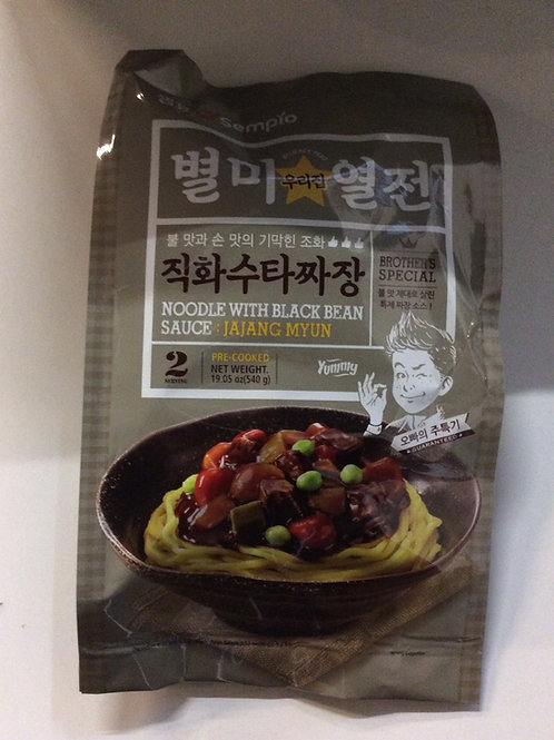 Noodle with Black Bean Sauce 540g