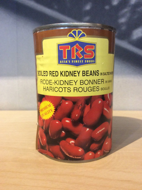 Boiled Red Kidney Beans in Salted Water 400g