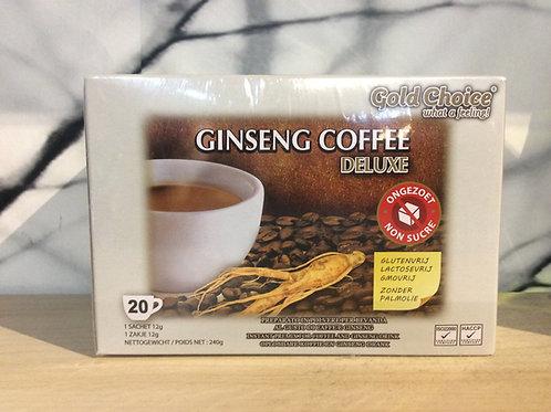 Ginseng Koffie 240g zonder suiker