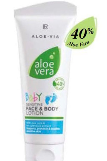 Face & Body Lotion 100ml