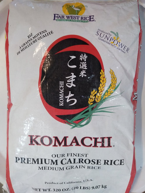 Japanse Rijst - Komachi 9kg