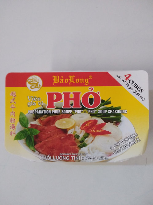 Bouillons Phở - 75g