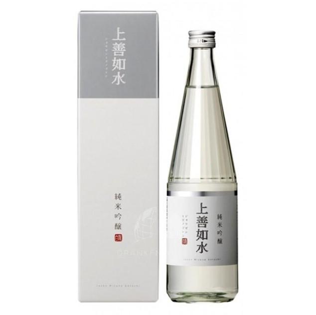 Jozen_White_Sake_Junmai_Ginjo_14.5°_Shir
