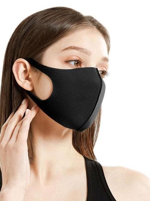 Face mask - Washable - Black