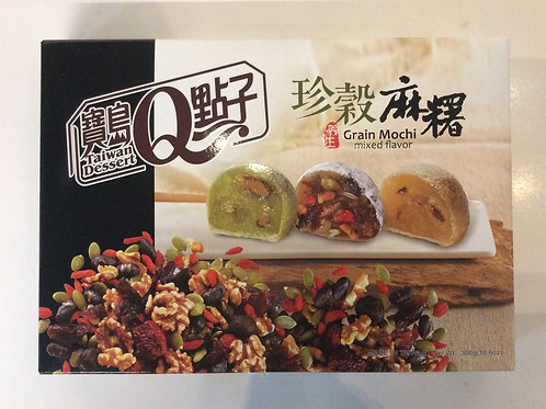 Mixed Flavor Grain Mochi 300g
