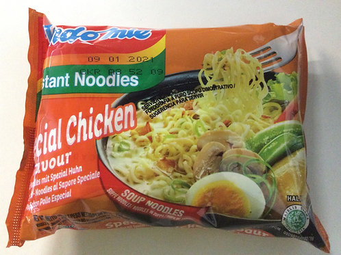 Instant Noodles - Special Chicken Flavour - Indo Mie - 75g