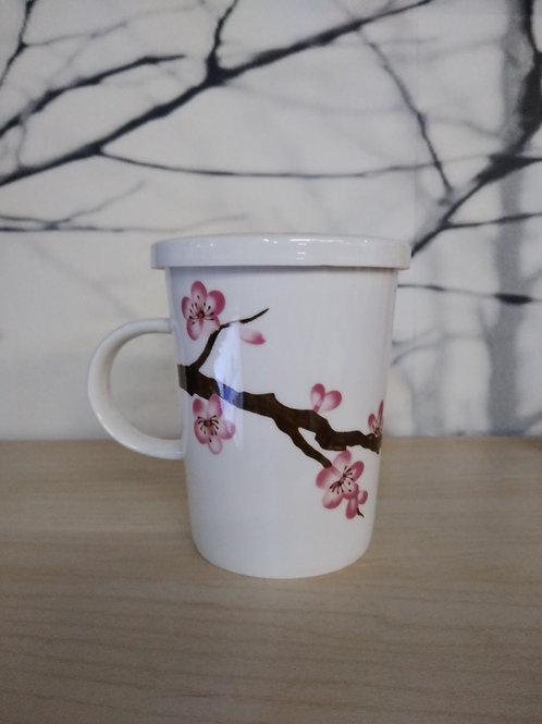 Tas voor thee/gember met filter_Sakura