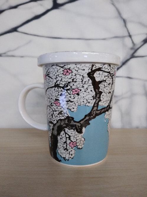 Tas voor thee/gember met filter_Blossom