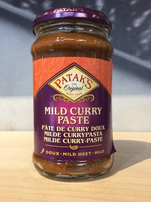 Mild Curry Paste 283g