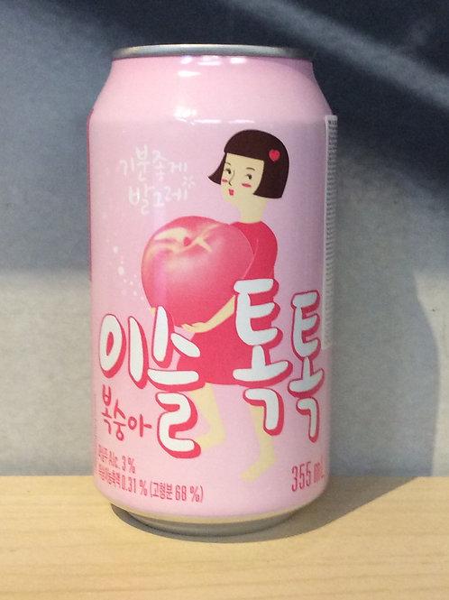 Peach Soda 355ml