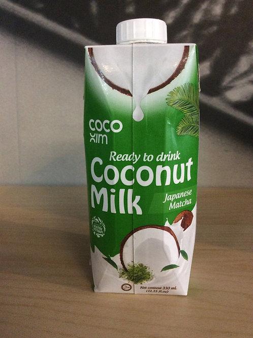 Coconut Milk Japanese Matcha 330ml