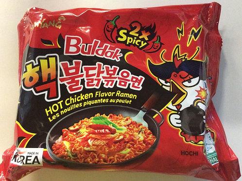 Instant Noodles - Hot Chicken Flavour - Buldak - Samyang - 140g