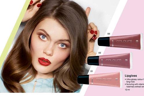 Lipgloss Colours 10ml