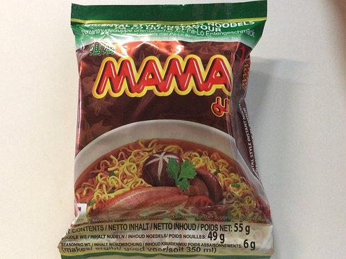Instant Noodles - Palo Duch Flavour - Mama - 55g