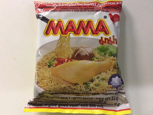 Instant Noodles - Chicken Flavour - Mama - 55g