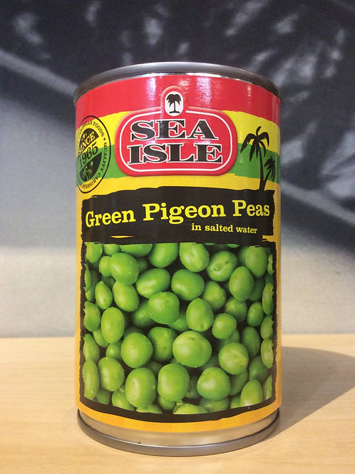 Green Pigeon Peas in Salted Water 425g