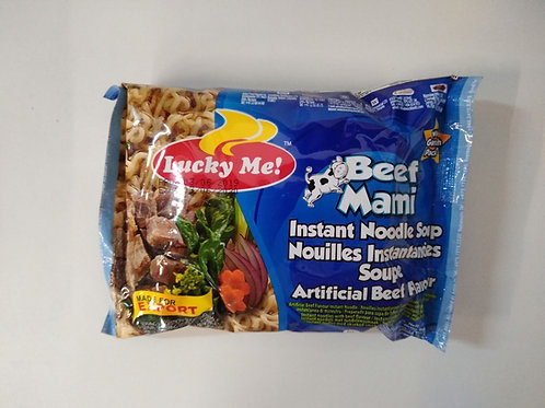 Instant Noedels Soep - Lucky Me - 60g