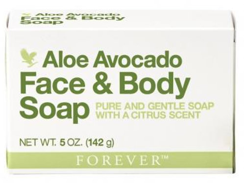 Aloe Face & Body Soap