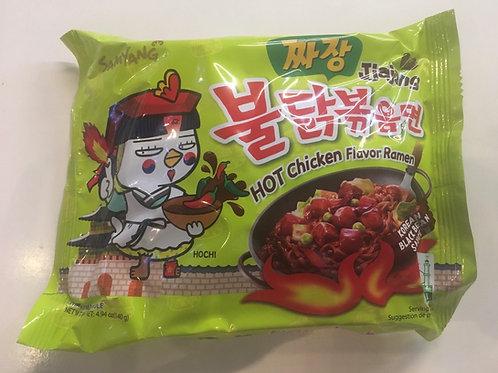 Samyang Jjajang Hot Chicken Ramen 140g